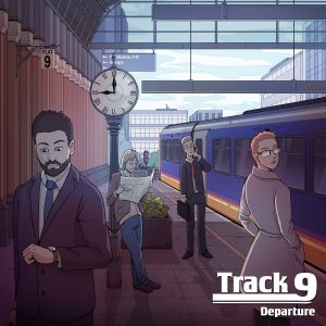 Track9 Departure Cover